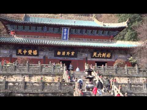 WUDANG Shan... Wudang Mountains.....a sacred UNESCO World Cultural Heritage Site !