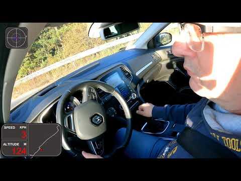 GoPro Hero 9 Dasware GPS Data on Video
