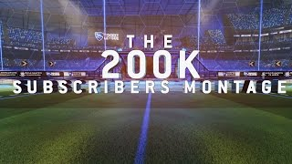 Rocket League | JHZER 200K Montage (Editing by Ollie)