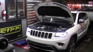 2014 Jeep Cherokee Limited 5.7 Dyno Run