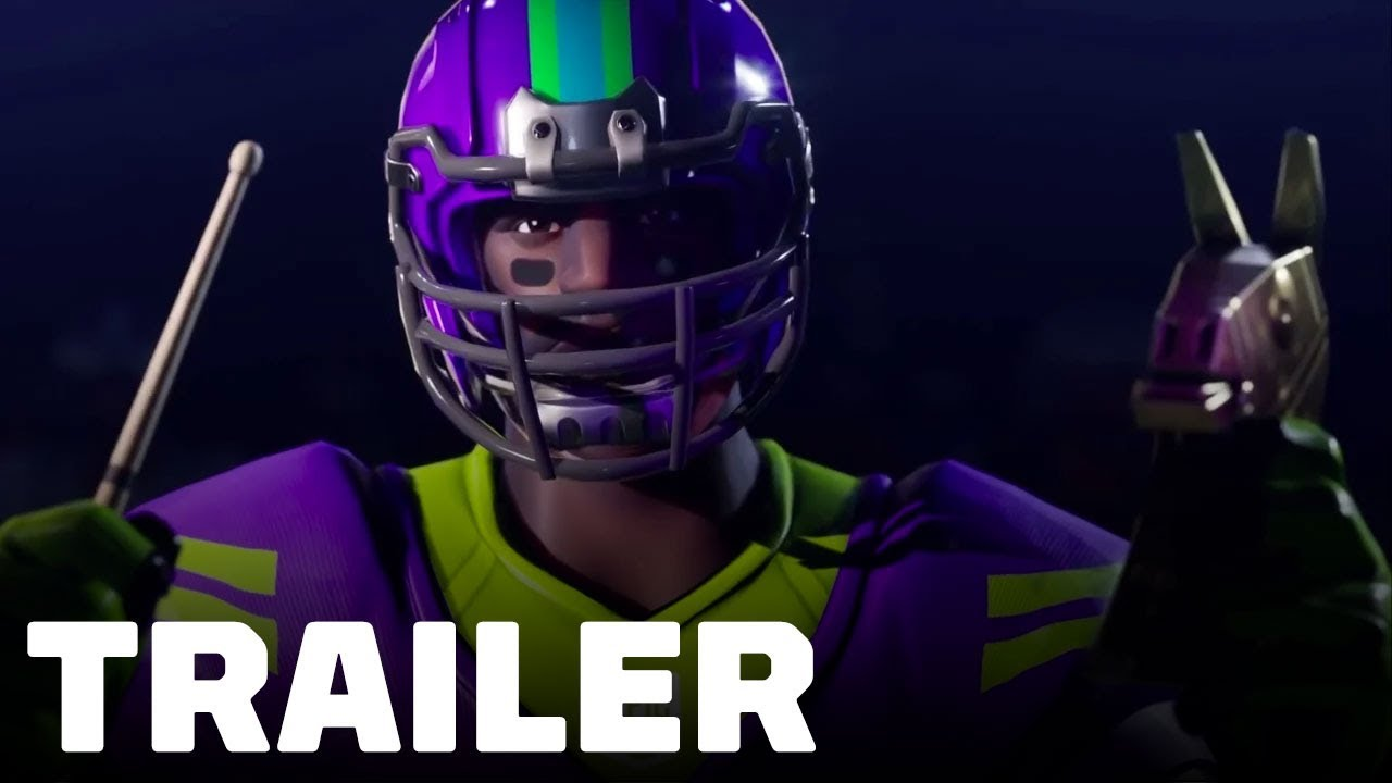 Fortnite X NFL Trailer - YouTube ed483ab27