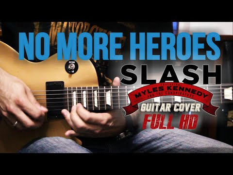 No More Heroes – Slash – Guitar Lesson – Daniel Stone