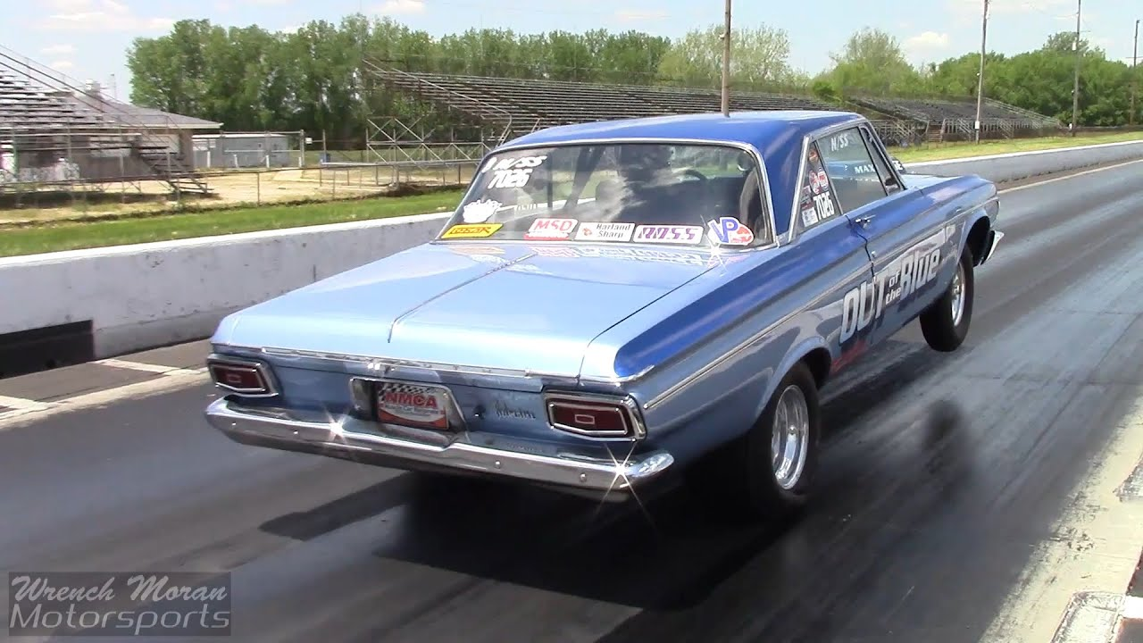 Fast 1964 Plymouth Belvedere Max Wedge Youtube