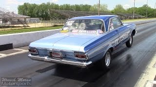 Fast! 1964 Plymouth Belvedere MAX Wedge