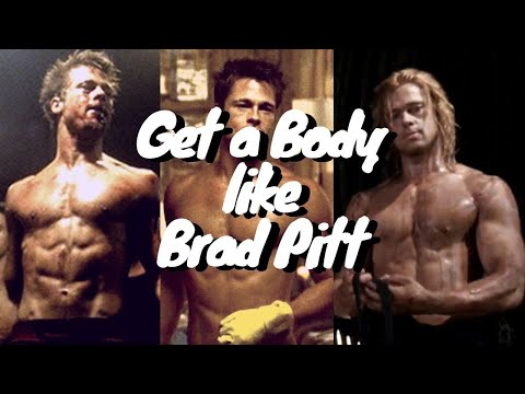 Body brad club pitt fight 11 Things