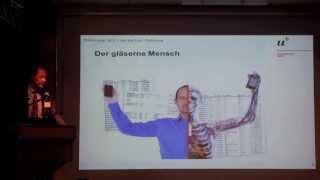 Prof. Dr. Thomas Myrach, TEWI: Einführung in das Spannungsfeld Überwachung und Privatsphäre