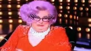 Dame Edna Interviews Ian McShane