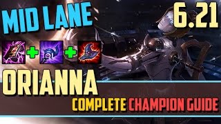 Orianna: The Wrecking Ball - League of Legends Champion Guide