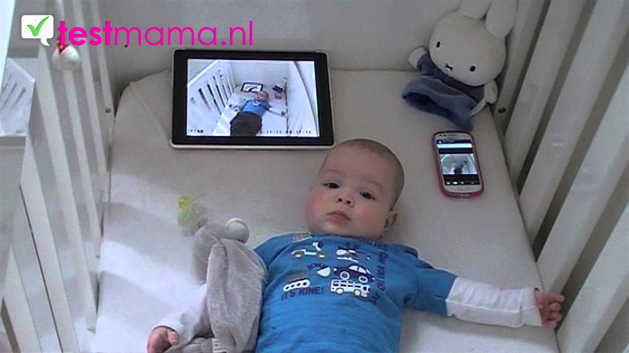 videoreview alecto ivm 150 smart baby monitor testma doovi. Black Bedroom Furniture Sets. Home Design Ideas