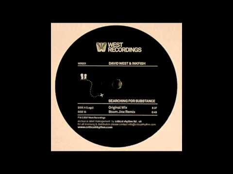 David West feat. Inkfish - Searching For Substance (Original Mix)