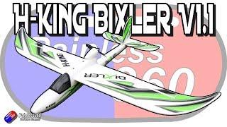 Latest H-King Bixler v1.1 V2 Review