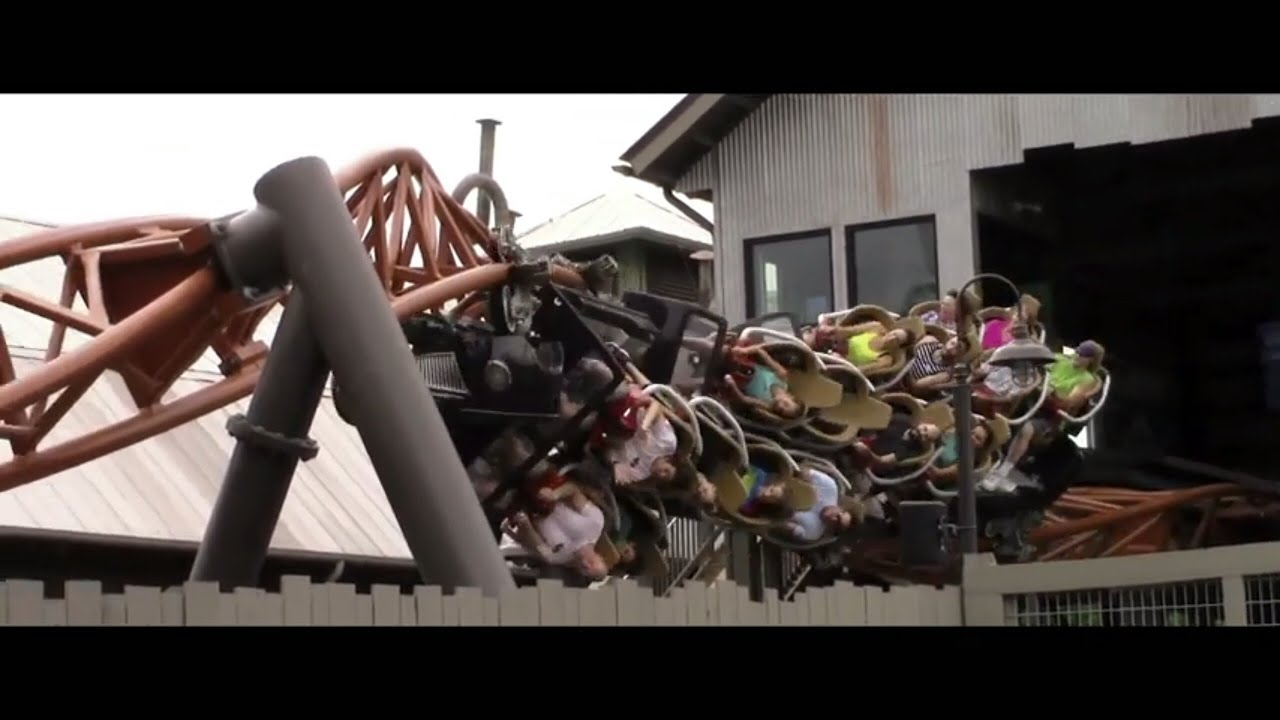 Carowinds-Amusement Park (2019) Including Copperhead Strike