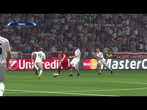PES 2015 UEFA SUPER CUP PART ONE