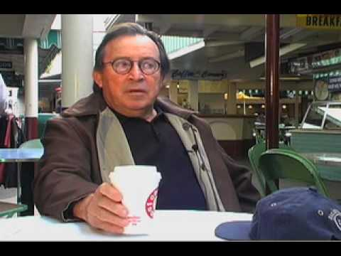 Paul Mazursky Interview (Part 1)