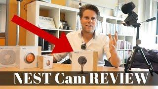 NEST CAM Review - Uitpakken en testen.