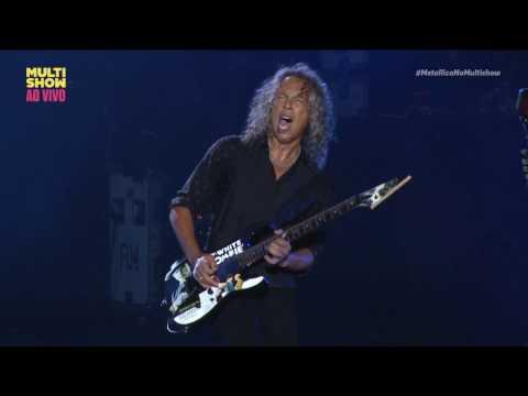 Metallica - Lollapalooza Brazil 2017 Full HD 1080p