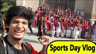 GCU Sports Days Vlog with Shahmeer