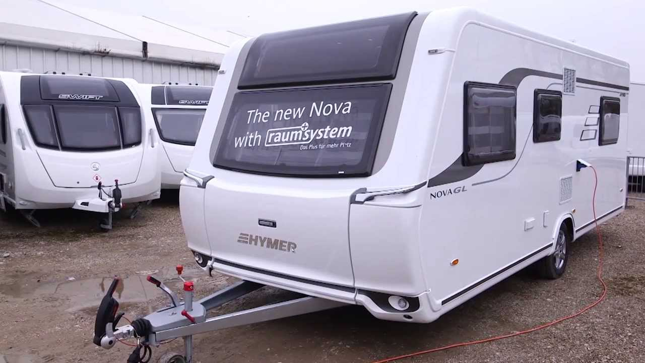 a5f6393af3c479 The Practical Caravan Hymer Nova GL 541 review - YouTube