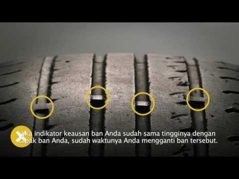 Cara Memeriksa Kondisi Kelayakan Ban Mobil Anda