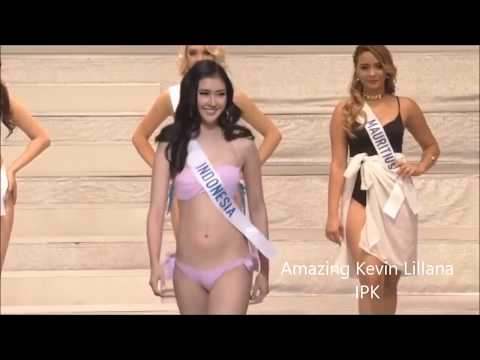 Mencengankan Kevin Liliana - Miss International 2017