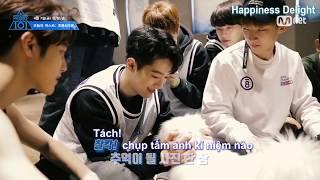 [Vietsub] PRODUCE 101 season 2  Cho Rong & Ra Bong