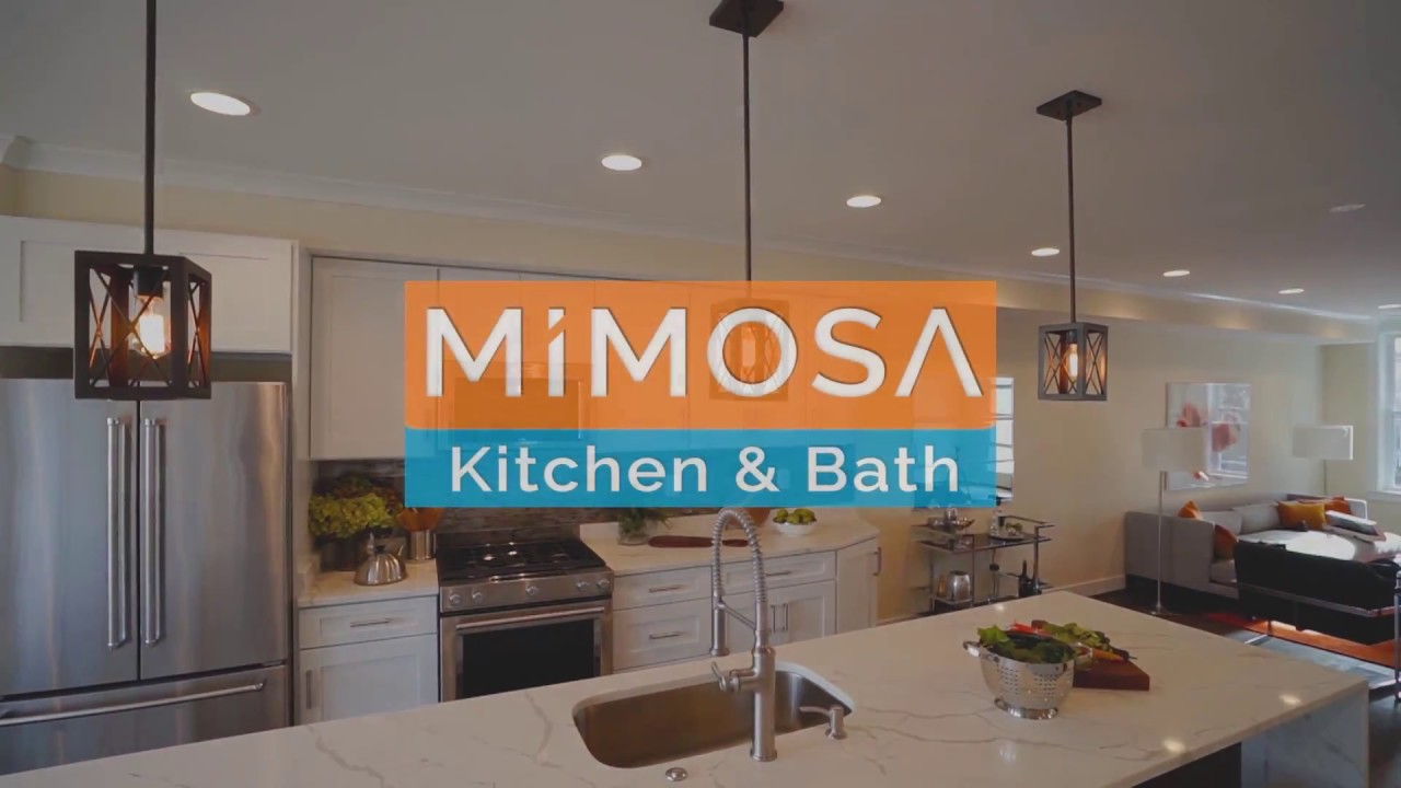 Kitchen Remodeling Maryland - Mimosa Kitchen And Bath - YouTube