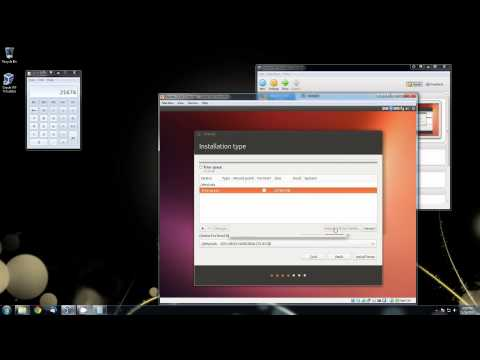 How to Perform A Clean Ubuntu 13.04 Linux Install