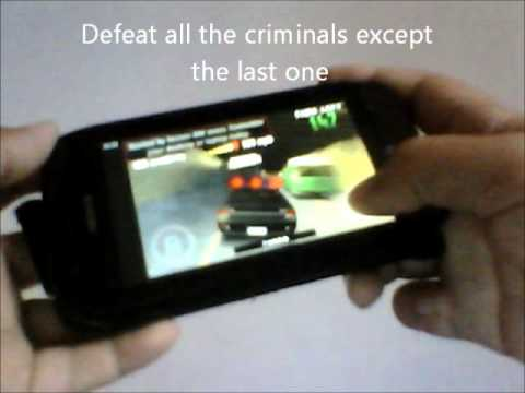 how to cheat on brutal chase (windows phone 7 game)