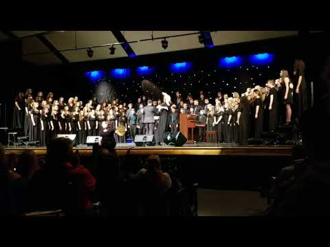 Chesapeake High School Vocal Music Department Spring Concert 2018 - The Tortoise and the Hare
