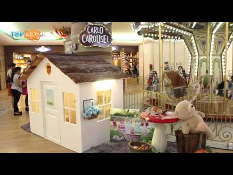Miniapolis - Playground di Dalam Mall, Plaza Indonesia, Jaka