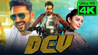 Dev (4K Ultra HD) Action Full Movie | Tamil Superhit Hindi Dubbed Movie | Karthi, Rakul Preet Singh