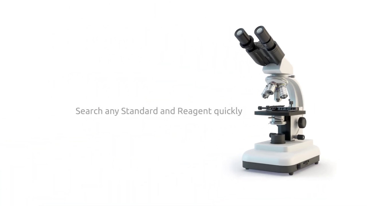 Reagents and Standard for researchers