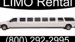 NJ Limo Rental : Best Prices (800) 292-2995