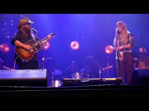 Chris Stapleton - Daddy Doesn't Pray Anymore (10/15/2016) Nashville, TN