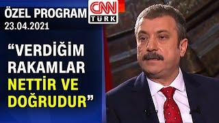 Rezerv tartışmasının aslı ne? Merkez Bankası Başkanı Prof. Şahap Kavcıoğlu'dan önemli açıklamalar