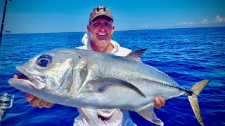 MASSIVE Horse-Eye {Catch Clean Cook} Big Eye Almandine with Lovely Ginger Fish Soup