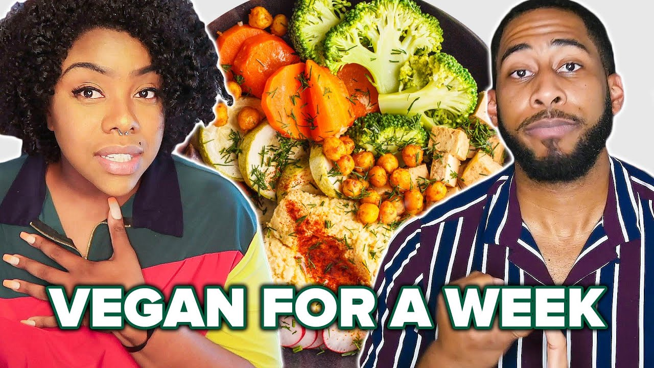 Vegetable Haters Go Vegan For A Week