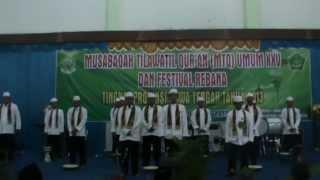 Ifroh ya albi -  Almabarrot Mangkuyudan Solo