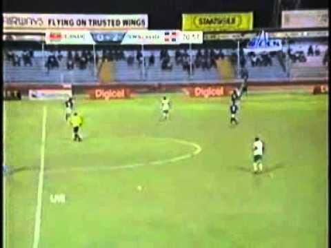 WK-kwalificatie 2014, Suriname vs. Dominican Republic (2e Helft) (1-3)