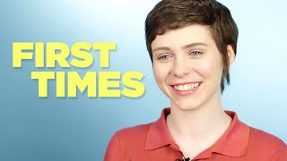 Sophia Lillis First Talks About Her First Times Video