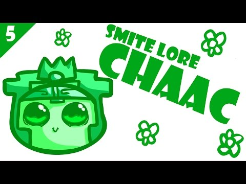 SMITE Lore Ep. 5: Who is Chaac?