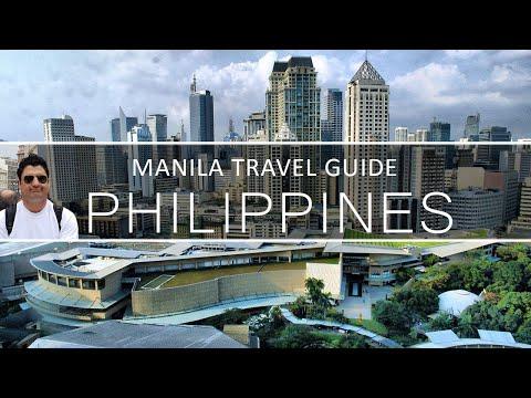 Manila Philippines Travel Guide | Makati Nightlife | Pakistani Food in Manila