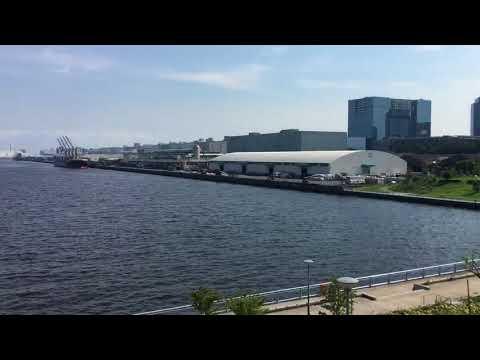 Tokyo Telecom City Port beautiful
