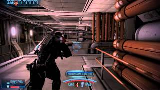 Mass Effect 3 first mission