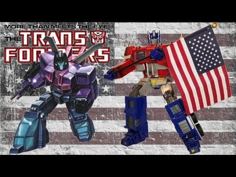 Patriot Prime Reviews 1988's G1 Spinister