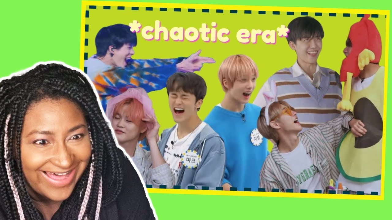 SO MESSY | NCT DREAM REACTION | Hello Future era delivering the chaos we asked for