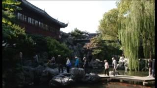 Шанхай: сад парк Юйюань(Красивый парк. Экскурсии в Шанхае., 2014-12-15T10:24:14.000Z)