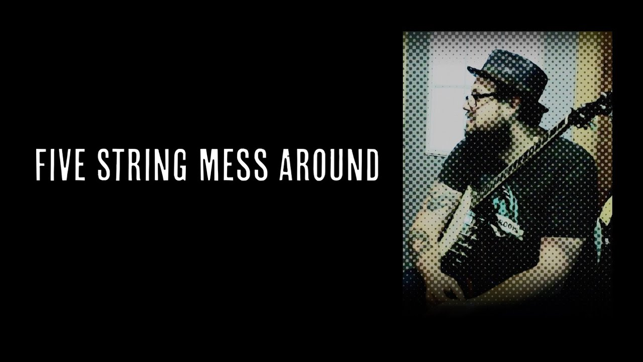 5 String Mess Around - Episode 004 - Sean Geil (Clawhammer Banjo Lessons + Hangout)