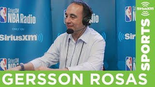 Timberwolves President Gersson Rosas on KAT, His New Team, and More
