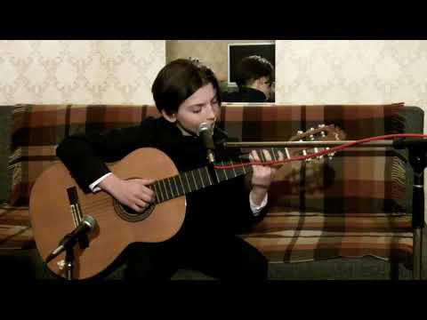 Alan Price - Poor  People, Performed by Gabriel Gambashidze, 12 Years Old